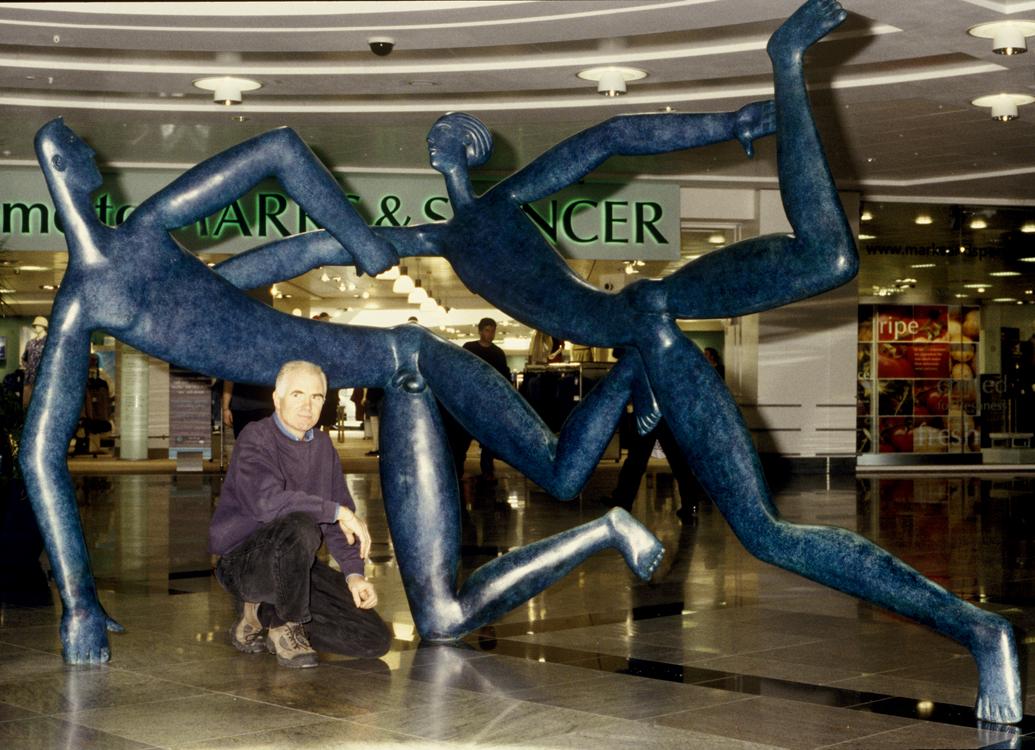 Commissions Jon Buck Sculpture