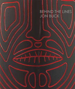 Jon Buck, Behind The Lines Book Cover
