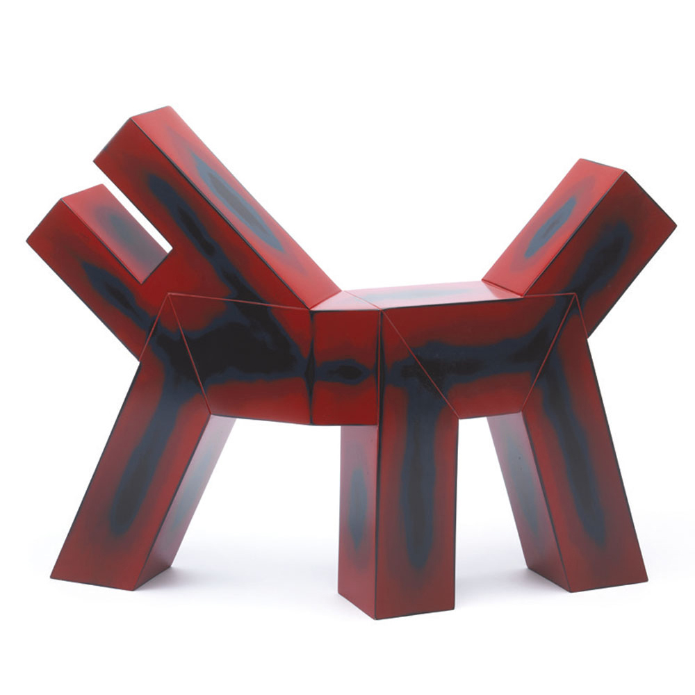 Image: Recalling the Dog Maquette