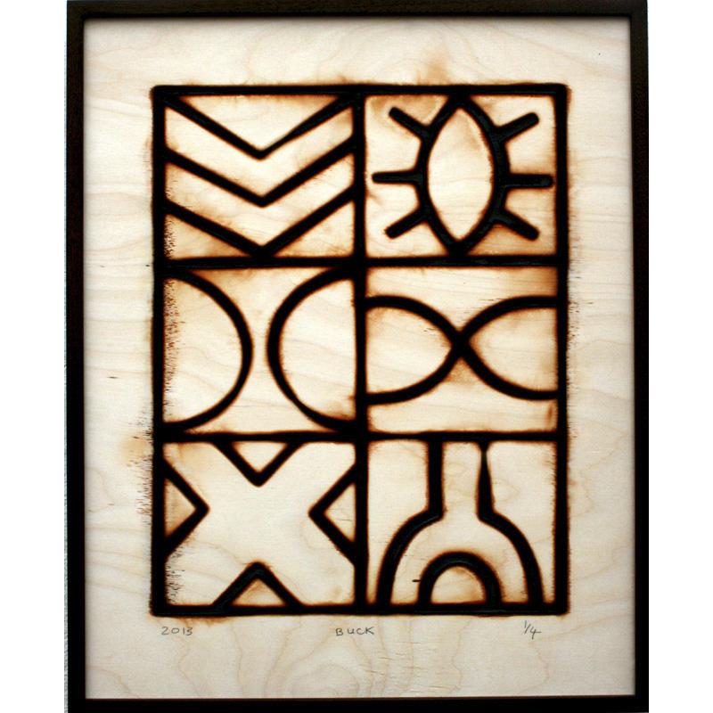 Image: Pyroglyph II