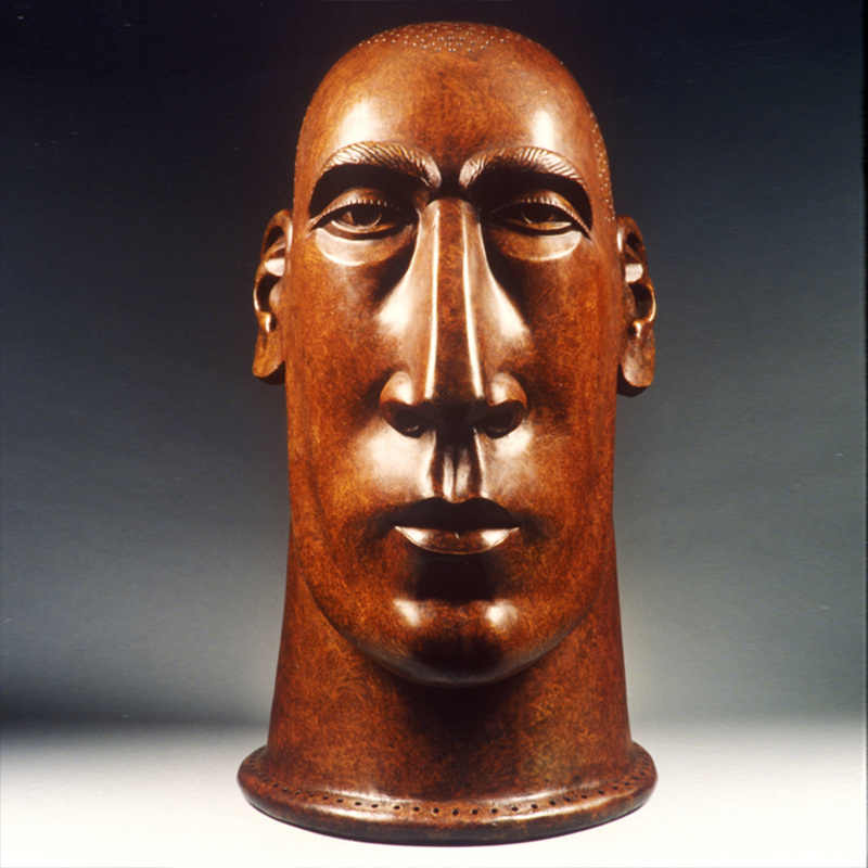 Image: Head Man Mask
