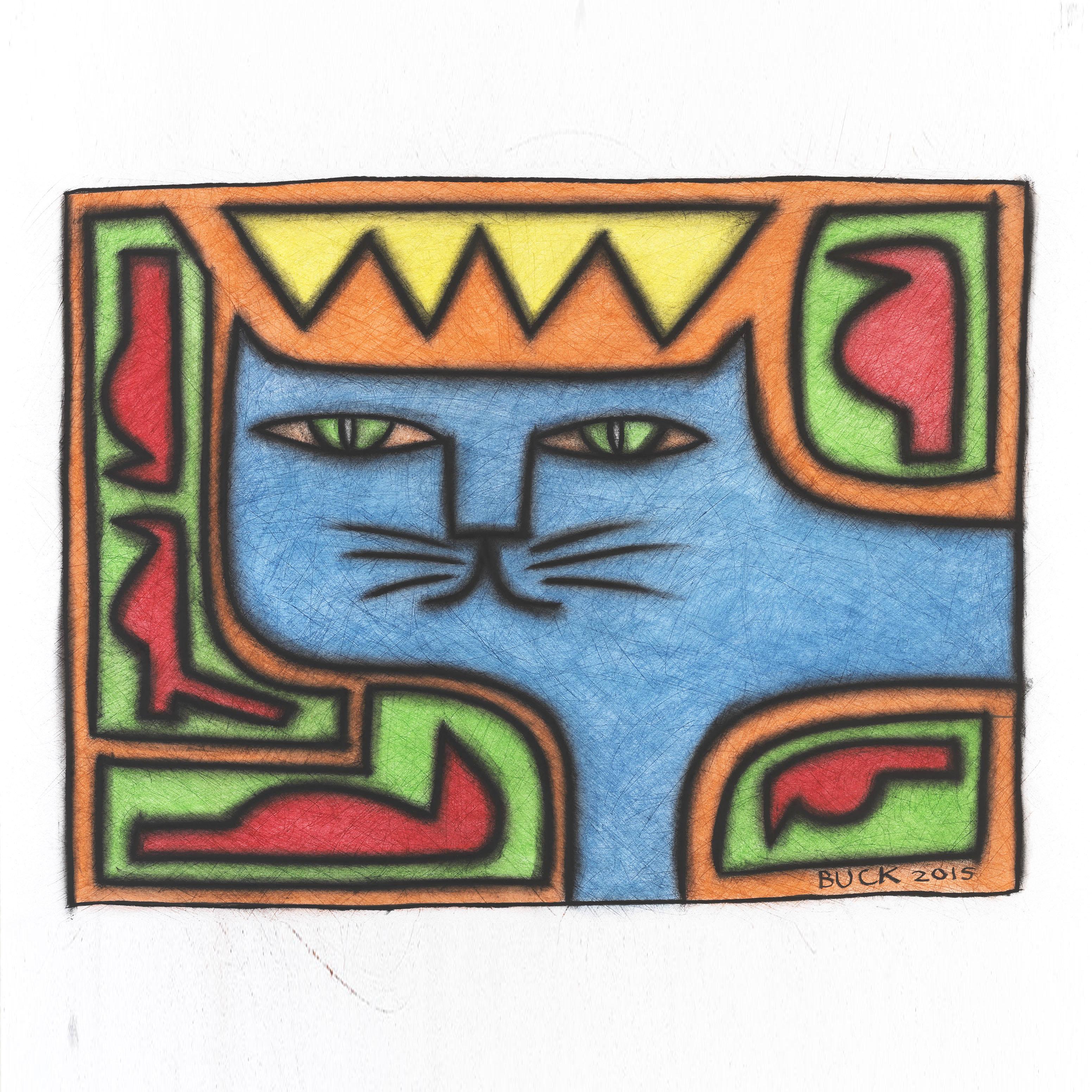 Image: King Cat