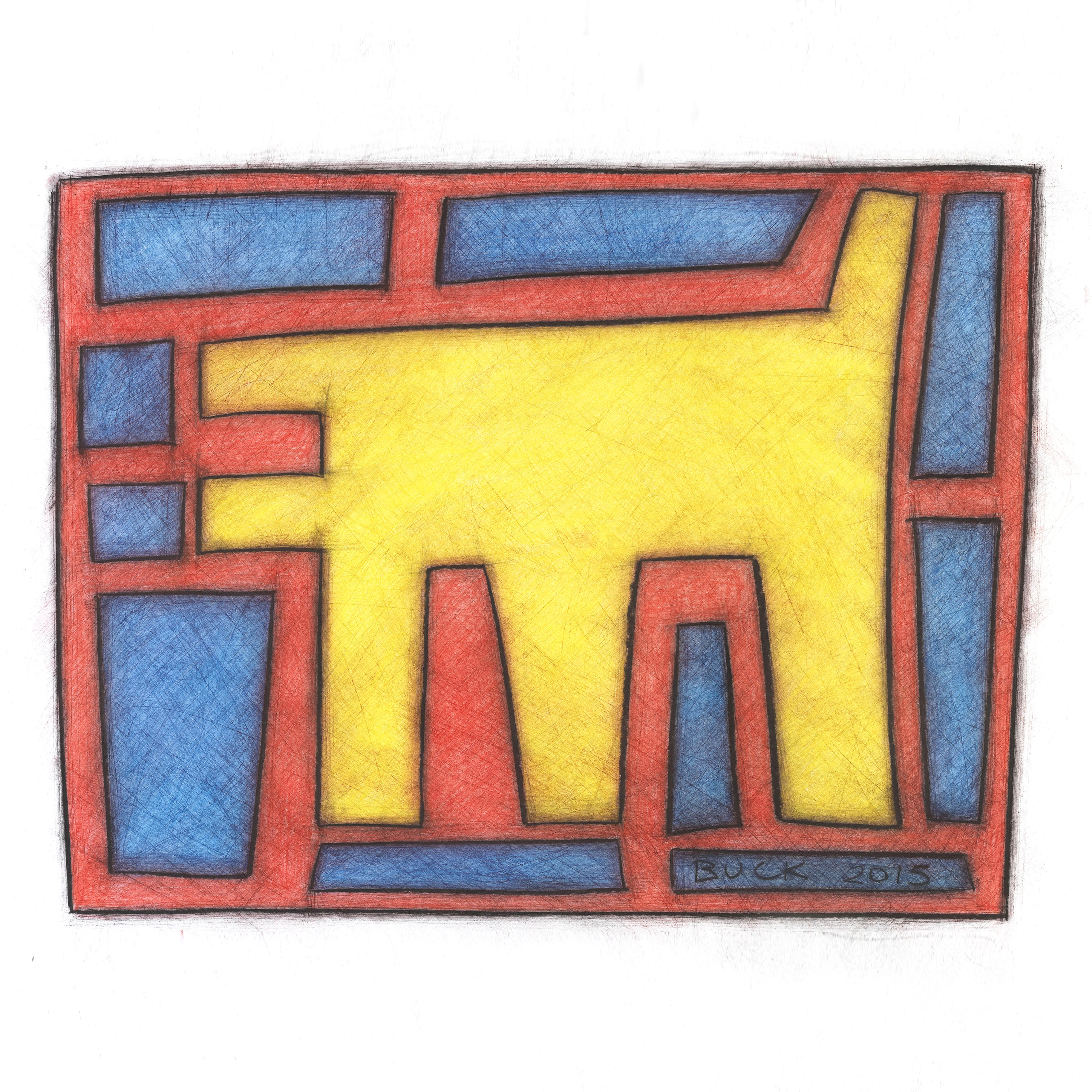 Image: Yellow Dog