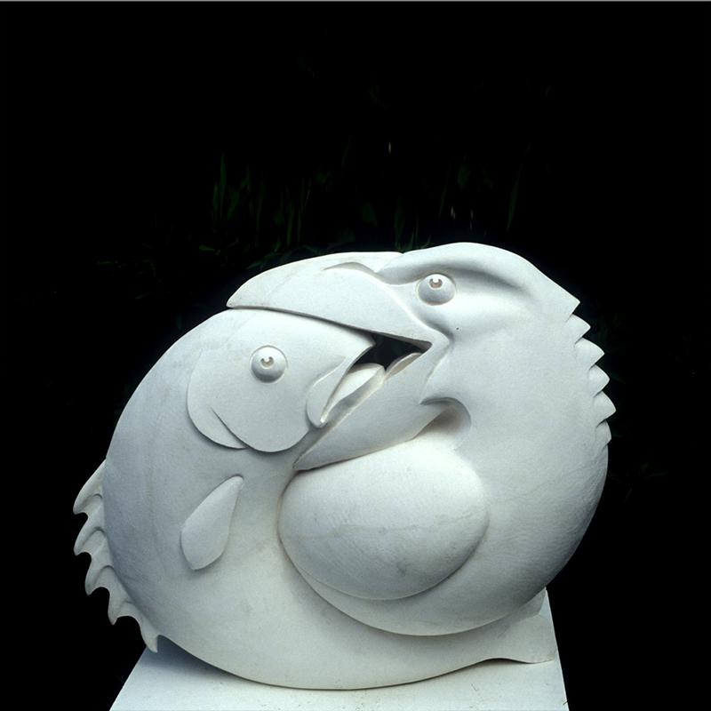 Image: Bird and Fish