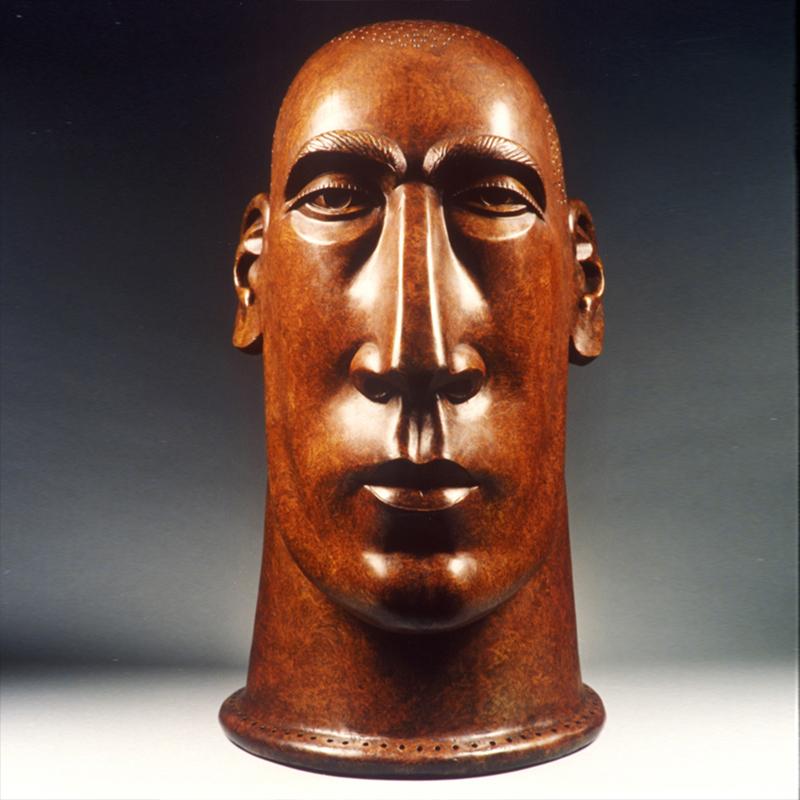 Image: Head Man Mask